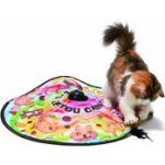 猫 おもちゃ 自動